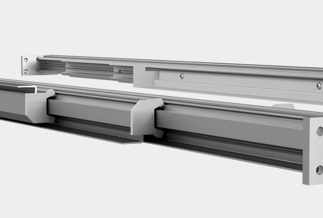 Meccanismo Per Tavoli Allungabili.Meccanismi Per Tavoli Allungabili Ponte Gamba Evomet S R L